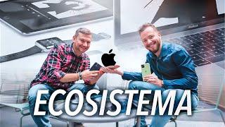 Por qué usamos el ecosistema de Apple