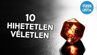 10 Elképesztő véletlen, amit alig fogsz elhinni
