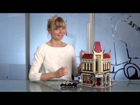 Palace Cinema - LEGO Creator Expert - 10232 - Designer Video