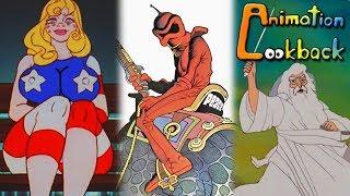 The History Of Ralph Bakshi 2/5 - Animation Lookback