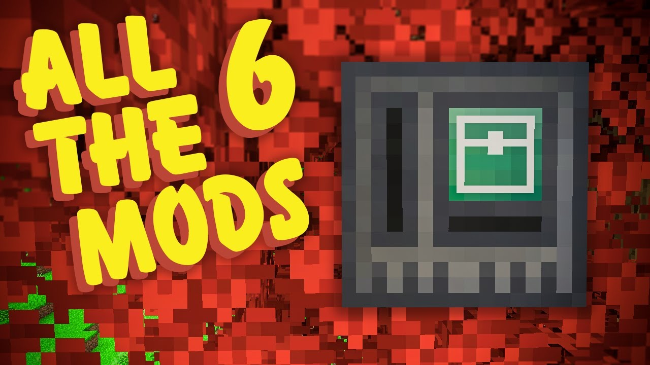 All The Mods 6 Ep. 3 Early Game Storage Solution