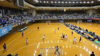 富岡 - 市川 [後半]2019年2月2日(土)第31回関東高校ハンドボール選抜大会