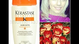 Kérastase Nutritive восстанавливающий шампунь от bysinka2032