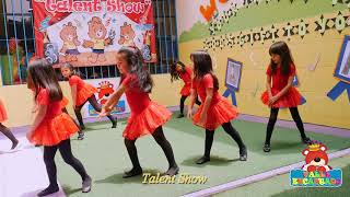 Talent Show 2018  - 5 años
