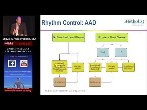 Atrial Fibrillation And Stroke Prevention (Miguel A. Valderrábano, MD)