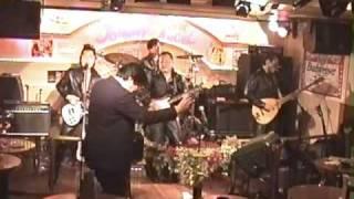 2008/12/06 久しぶりのLIVEです CAROL TRIBUTE BAND 横浜アンナ ヘイマ...