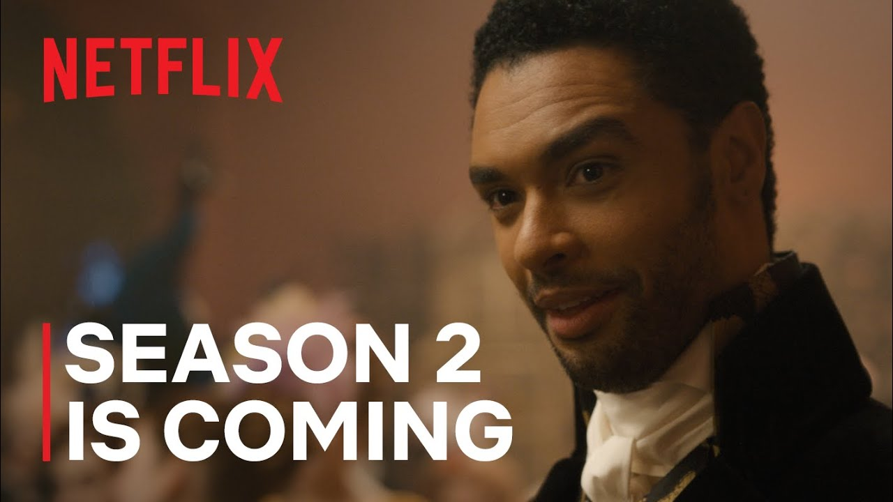 Bridgerton | Season 2 Announcement | Netflix