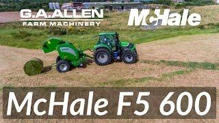 G A Allen McHale Demo Day 2016   McHale F5 600