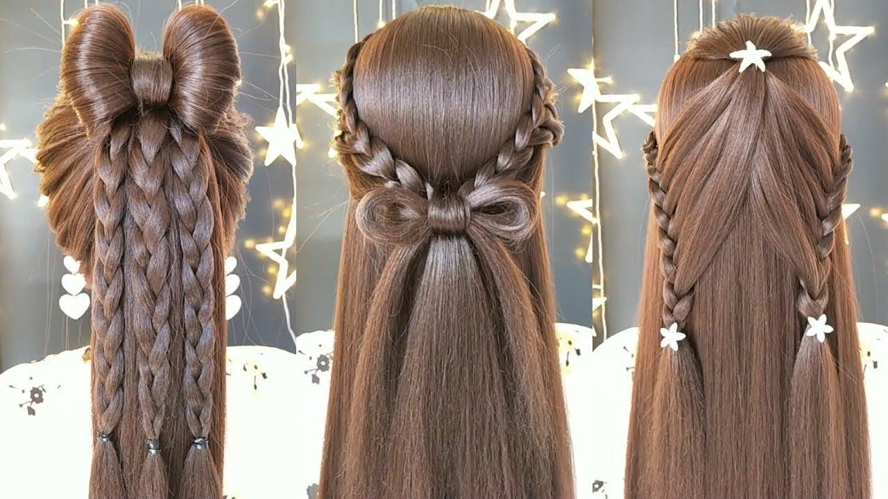 Örgülü Saç Modelleri 2019