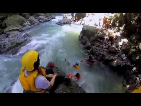 Body Rafting Green Canyon & Pangandaran Beach, Jawa Barat