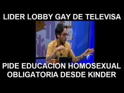 Homosexuales en televisa