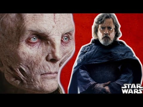 Why Snoke Said Luke Skywalker Was The Most DANGEROUS Jedi Ever - Star Wars Explained