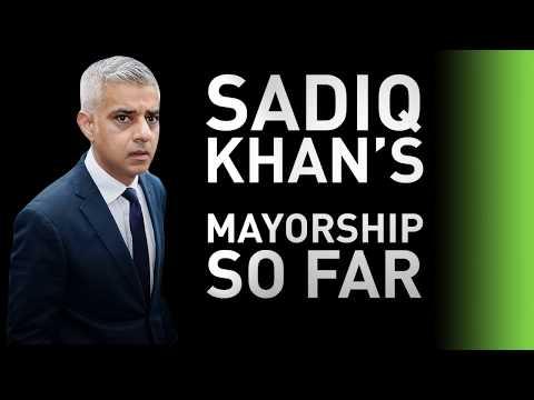 Sadiq Khan's tenure as Mayor of London so far