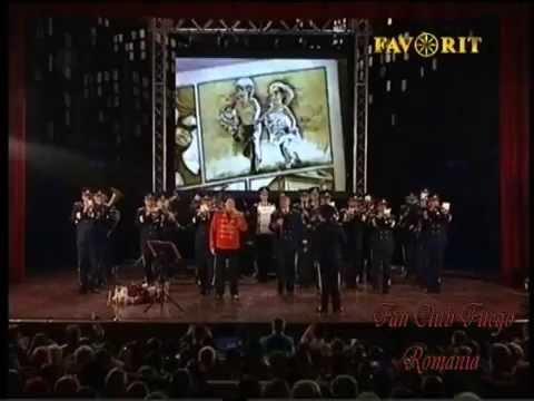 """FUEGO - Spectacol """"Serenadă pentru Dan Spătaru"""" (Casa de Cultură Iaşi, TVR Iaşi, 25 martie 2014)"""
