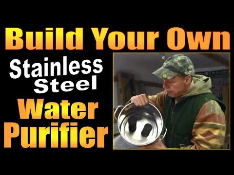 BERKEY STYLE WATER PURIFIER
