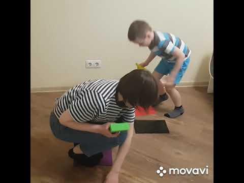 """""""Активные игры дома"""""""