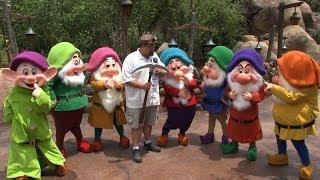 Seven Dwarfs Mine Train now open in New Fantasyland at the Magic Kingdom