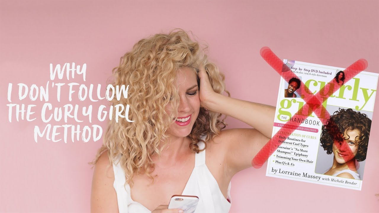 Why I Don T Follow The Curly Girl Method Hair Romance