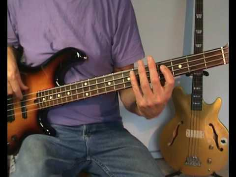 Roy Orbison - You Got It - Bass Cover - YouTube