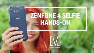 Asus Zenfone 4 Selfie Unboxing and Hands-On