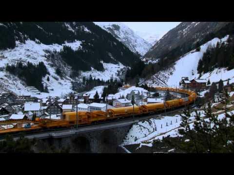 State-of-the-Art Railway Technology Transtec Gotthard 1 8 GB