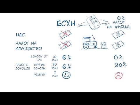 Налогообложение с/х деятельности часть 2: ЕСХН или налог на прибыль