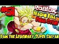 I AM THE LEGENDARY SUPER SAIYAN! | Roblox: Dragon Ball Final Stand - Episode 51