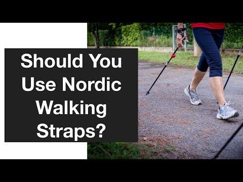 Nordic Walking Straps Advantages and Disadvantages