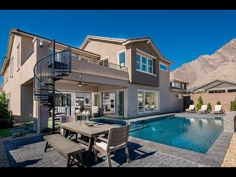 Sterling Home For Sale Summerlin, NV. | $829K | 4,776 Sqft | 4 Beds | 4.5 Baths | 4 Car | Suite