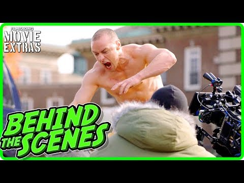 GLASS (2019) | Behind The Scenes Of M. Night Shyamalan Sci-Fi/Thriller Movie
