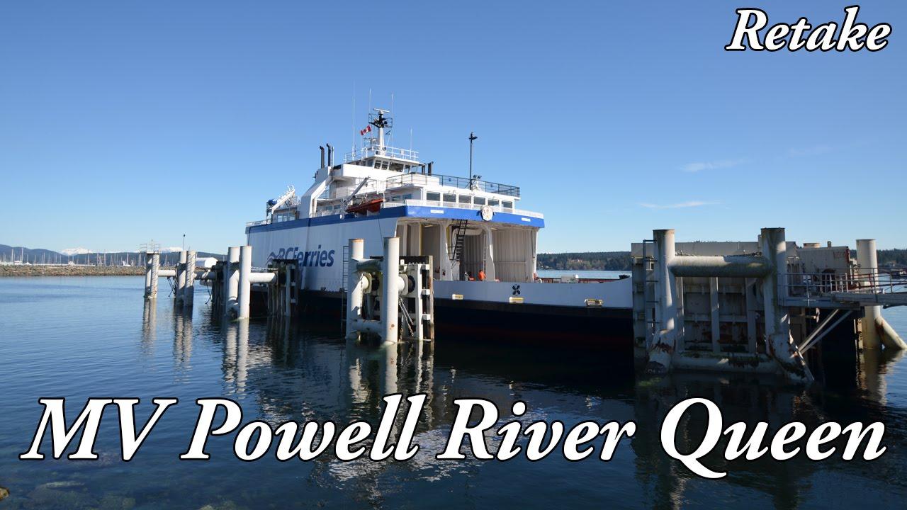 Download MV Powell River Queen HD (Retake)