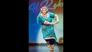 Йемен. Хорео - Марианна Хлихатовская, костюм - Елена Лисовская. Исполняет Алла Тодзё.