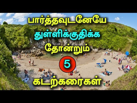 5 Most Curious Beaches in the World