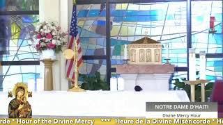 Heure de la Divine Miséricorde // 05.10.2021