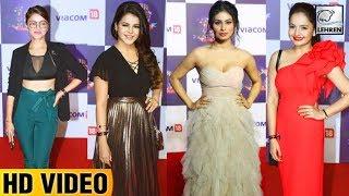 Best Dressed Actresses At Viacom18 10th Anniversary Party   Rubina Dilaik