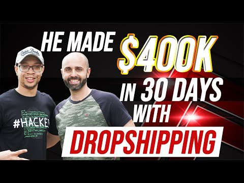 Software Engineer Made $400,000 Dropshipping on Amazon in 30 Days thumbnail