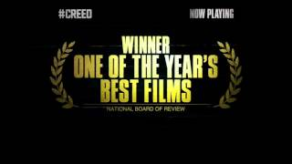 Creed - Goloen Globe TV Spot - Sylvester Stallone