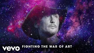 Tim McGraw - War Of Art (Lyric Video) YouTube Videos