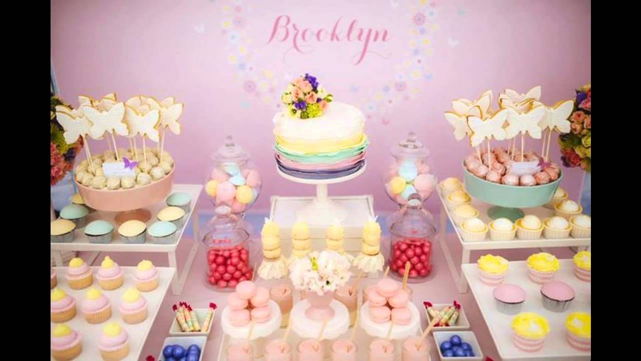 simple butterfly baby shower decorating ideas, Baby shower