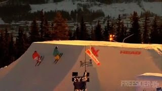 Tom Wallisch & Simon Dumont   Team America JOSS 2009