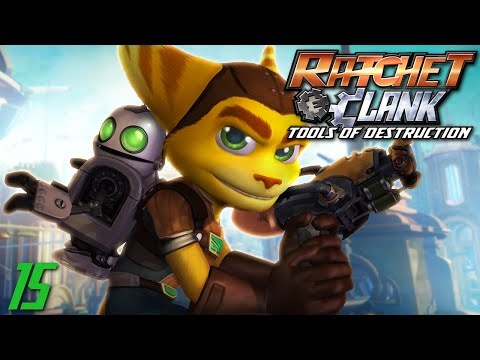 Ratchet & Clank Future: Tools of Destruction [Part 15 - The Plumber Is Back]