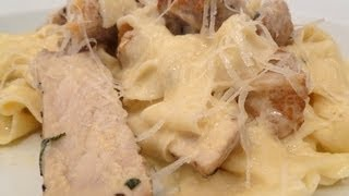 Magnificently Moreish Pork Pasta Cook-along Video Part 1