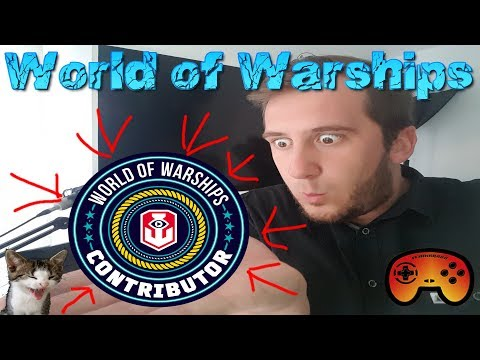 "Werde Contributor für World of Warships! ""Teamkrado"" Deutsch/German - Tipps und Tricks / Guide"