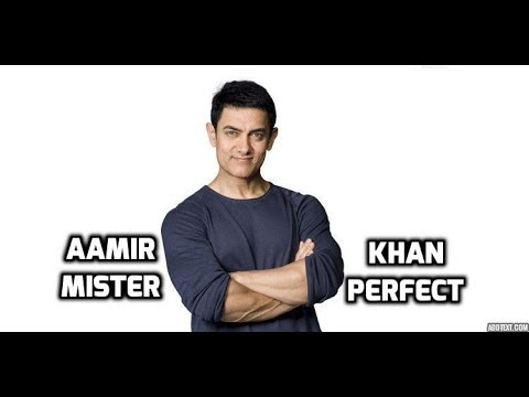 10 Reasons Why Aamir Khan Is Mr. Perfectionist