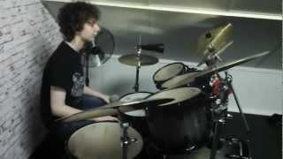 Voivod - Kluskap O'Kom - Drum Cover