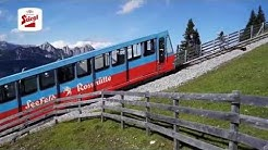 Stiegl-Genusstipp: Bergbahnen Rosshütte in Seefeld