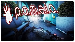 P.A.M.E.L.A. Game - The Zombie Survival Utopia? | Let's Play PAMELA Gameplay