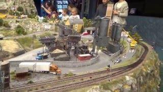 Игрушечный город - Музей Гранд Макет Россия #367