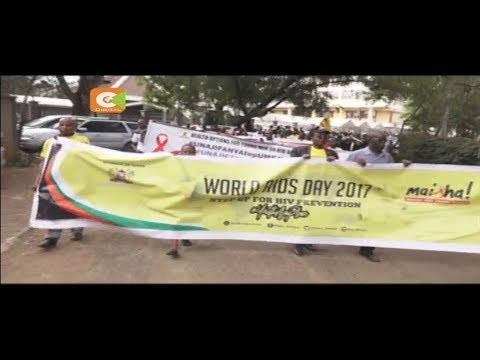 World HIV/Aids day marked today