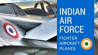 Indian Air Force Fighter Aircraft Plane - SU30 MKI , Mig 21 , Mig 29 , Hal Tejas and Mirage 2000